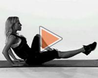 Трейси Адрерсон - видео-тренировка для Гвинет Пэлтроу