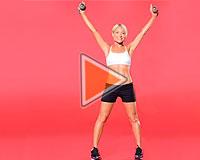 Лучшие упражнения для рук от Трейси Андерсон (видео)