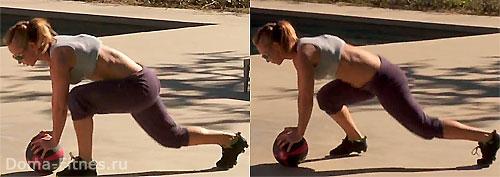 Тренировка недели от Зузаны Лайт №5: упражнение 2