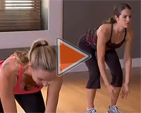 Жиросжигающая тренировка от тренера моделей Викрория Сикрет