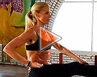 Тренировка на нижнюю часть тела - Трейси Эффингер
