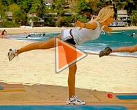 ЭНВИ (ENVY ) Красивые ноги (видео-фитнес)