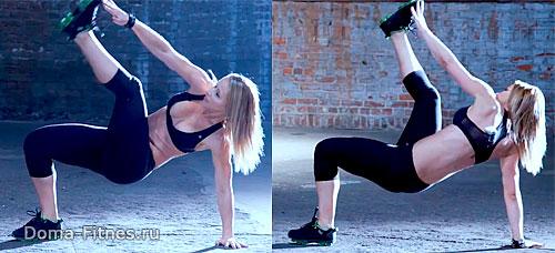 Зузана Лайт - Тренировка недели 9 (упражнение 3)