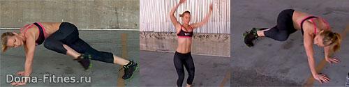 Зузана Лайт - упражнение 2 (тренировка недели 10)